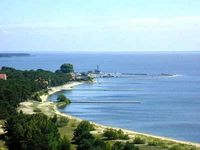 Nida, holiday in Nida, CUronian spit in Lithuania